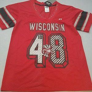 Tops - Wisconsin Jersey